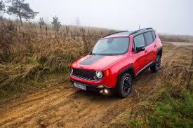 brown jeep renegade тест драйв jeep renegade 2 4 trailhawk на что способен самый