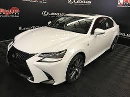 infiniti q50 vs lexus gs 350 pre owned 2017 lexus gs 350 demo unit f sport series 2 4 door