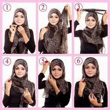 tutorial hijab segi empat paris simple simple tutorial hijab segi empat 2015 hijabiworld