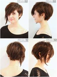short bob hairstyles 360 degrees 14 best 360 degree hair cuts images on pinterest short films