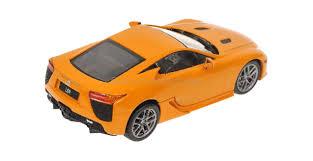 orange lexus lfa minichs 400166020 lexus lfa orange 1 43