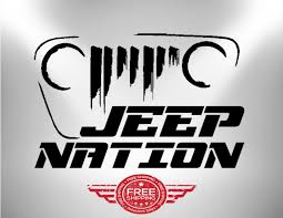 jeep decal jeep decal jeepnation vinyl best sticker 2017 edition car