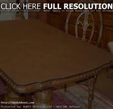 Dining Room Table Pads Table Pads For Dining Room Table Home Design Ideas And Pictures