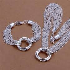 fashion jewelry silver necklace images Wish wholesale perfect high quality 925 sterling silver jpg