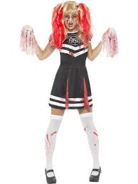 Zombie Cheerleader Costume Zombie Costumes Mega Fancy Dress