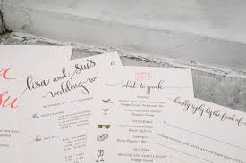 Cool Wedding Invitations Six New York City Stationers For Actually Cool Wedding Invitations