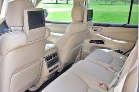 lexus gx470 rear entertainment system 2015 lexus lx 570 review