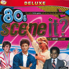 deluxe scene it 80s edition dvd game gifts for her at the works