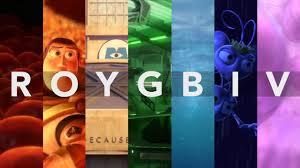 roygbiv a pixar supercut on vimeo