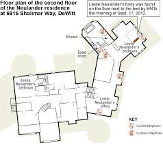 Second Empire Floor Plans Dr Neulander Murder Trial Mansion Floor Plan Where Leslie