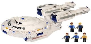 trek hasbro s kre o trek building sets available now