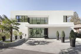 u shaped houses modern glass house designs