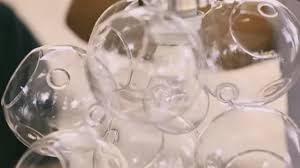 Diy Glass Bubble Chandelier How To Make A Glass Orb Bubble Chandelier Tiphero