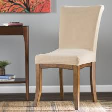 Slipcover For Dining Room Chairs Barrel Studio Dining Room Chair Slipcover Reviews Wayfair