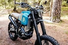 deus ex machina the ranger motorbike the coolector