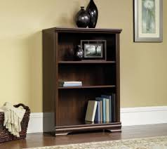 Sauder Bookcases by Sauder Furniture Carolina Estate 3 Shelf Adjustable Bookcase