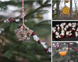 Christmas Ornaments Outdoor Tree by Decorating An Outdoor Edible Tree For The Animals Wilder Child