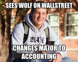 Wolf Of Wallstreet Meme - on wallstreet meme