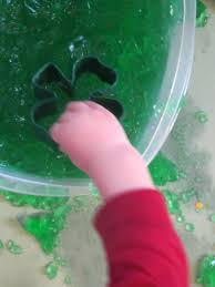 st patrick u0027s day sensory activities