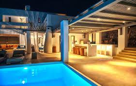 villa casa di luna close to kalafati beach 10km from mykonos town