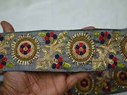 craft ribbon wholesale indian sari border craft ribbon wholesale trimming sewing trim you
