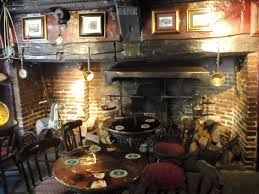 chambre york inside the black swan york 15thc photograph by alison chambre