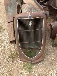 Classic Ford Truck Used Parts - 1935 ford truck cab and front clip the h a m b
