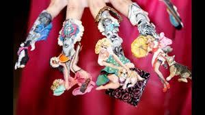 fantasy nail art youtube