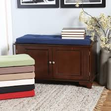 Indoor Bench Seat With Storage by Home Decoration Captivating Indoor Bench Cushion Design Ideas