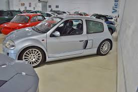 renault clio v6 white there u0027s a renault clio v6 for sale in miami priced at 69k