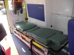 mercedes benz sprinter 316 ambulance 4x4 with stretchers pensi