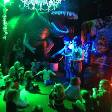 Party Room For Kids by Dinosaur Jungle The Party Room For Kids