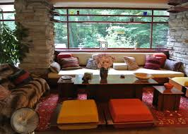 fun fallingwater or kaufmann residence is a house designed by