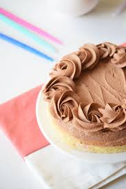 yellow cake with fudge frosting recipe pizzazzerie