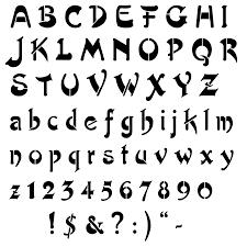 printable alphabet stencils stencils letters etame mibawa co