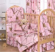 Baby Camo Crib Bedding Pink Camo Baby Bedding Set In Realtree Camouflage My Would