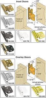 what is the inset of a cabinet hinge woodworker s supply amerock variable overlay self closing