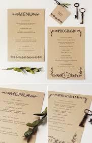 Beach Wedding Program Templates 12 Fabulous And Free Wedding Printables Watercolor Weddings And