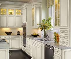 Creamy White Kitchen Cabinets Off White Cabinets With Glaze Decora Cabinetry