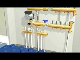caldaia a pellet per riscaldamento a pavimento valsir posa impianto di riscaldamento a pavimento 3d