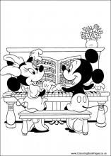 mickey mouse colouring pages 144 free colour pictures