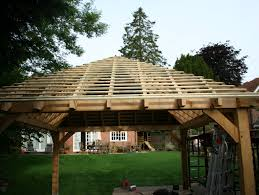 Pergola Designs With Roof by Roofs For Gazebos Patio Lawn U0026 Garden Ideas Pixelmari Com