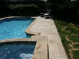 Deep Backyard Pool by Flagstone Limecoat Plasterscapes Deep Stormy Seas Plano Tx Yelp