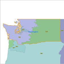 Michigan Area Codes Map by Washington Area Code Maps Washington Telephone Area Code Maps