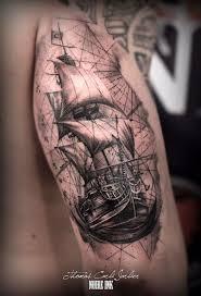 the 25 best boat tattoos ideas on pinterest pirate tattoo