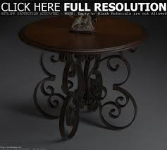 table pleasant take a look at round foyer table home furniture and