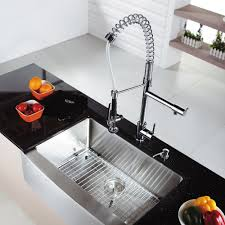 kitchen cool square kitchen faucet white kitchen sink undermount