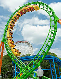 Six Flags Stl Four Injured After Six Flags Over Saint Louis Roller Coaster