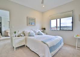 brisbane white roller blinds bedroom modern with indoor ceiling