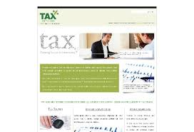 accounting tax services web template pack from serif com